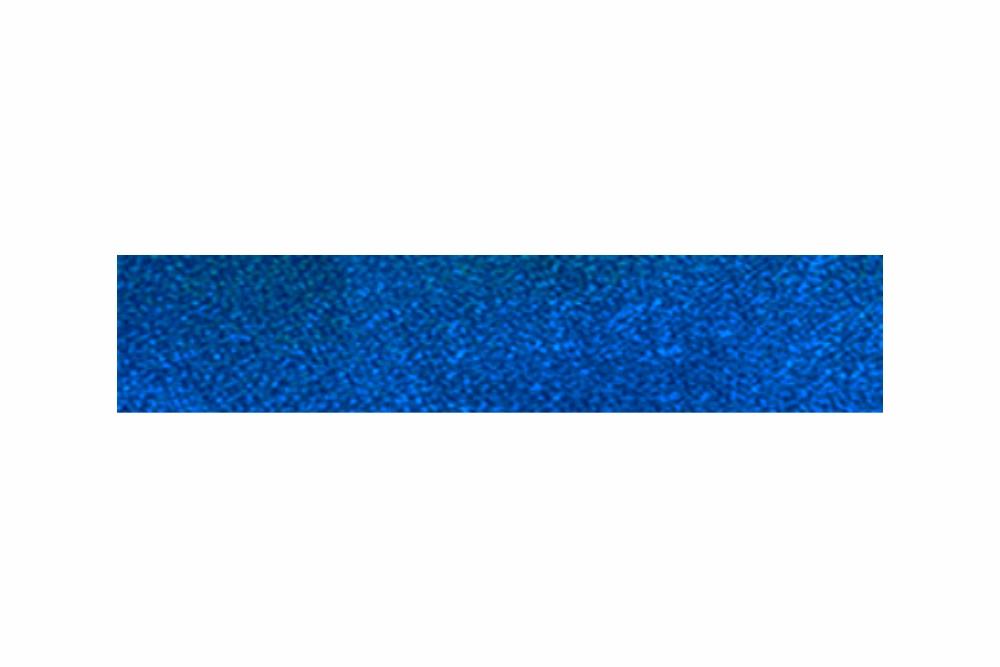 Heißprägefolie sparkling blau 61 m x 120 mm