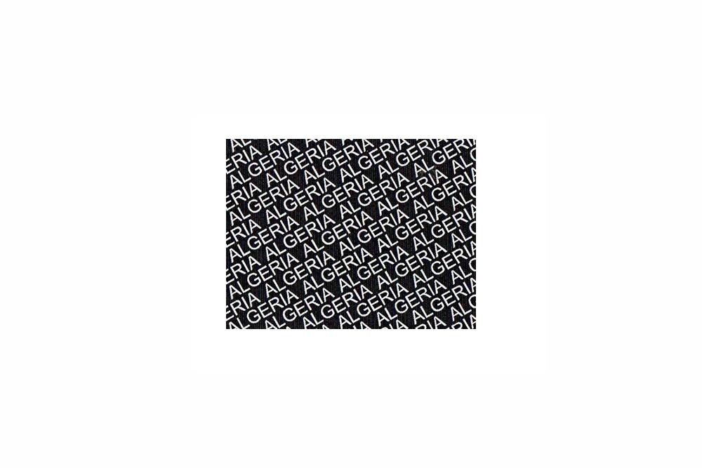 Heißprägefolie schwarz 305 m x 120 mm ALGERIA ink
