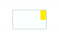 License Plate Short-Term / Temporary white reflex 340 x 200 x 1 mm
