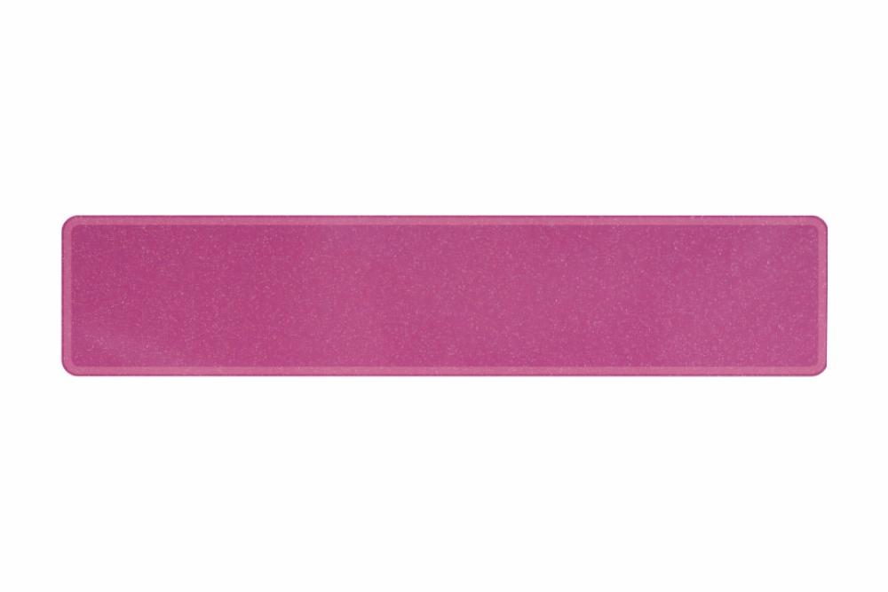 Schild sparkling pink 520 x 110 x 1 mm