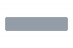 Schild silber 520 x 110 x 1 mm
