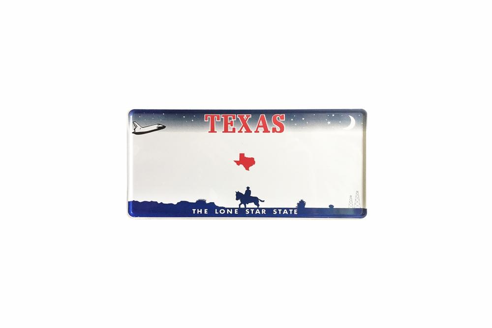 Schild Texas 300 x 150 x 1 mm