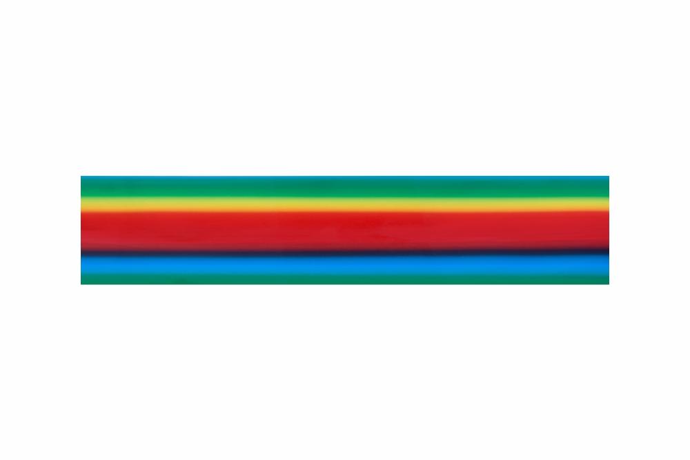 Heißprägefolie Regenbogen 61 m x 120 mm