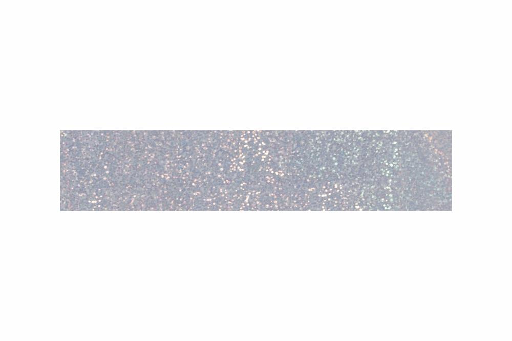 Heißprägefolie sparkling silber 61 m x 120 mm