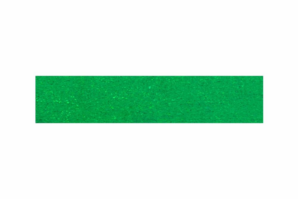 Heißprägefolie sparkling grün 61 m x 120 mm