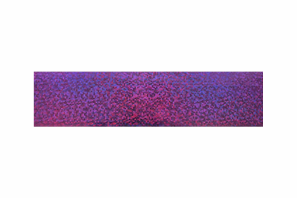 Heißprägefolie sparkling violett Punkte 61 m x 120 mm